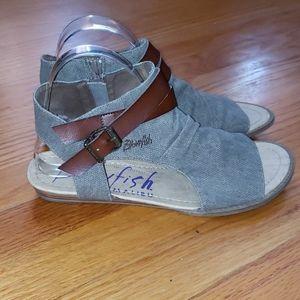 Blowfish malibu gladiator Sandals